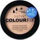 Technic Colour Fix Water Resistant Pressed Powder Ochre 10gr