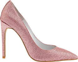 Προσθήκη στα αγαπημένα menu Jeffrey Campbell Darling Pink Glitter 16fda726966