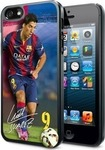 F.C. Barcelona Back Cover Πλαστικό Suarez (iPhone 5/5s/SE)