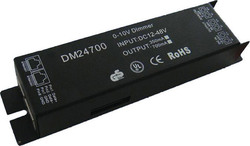 Metro DM-24700 Led dimmer (1 channel) DMX constant current. Έξοδος 350mA (1-12W) ή 700mA (3-36W).