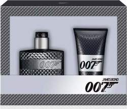 James Bond 007 Eau De Toilette 50ml & Shower Gel 150ml