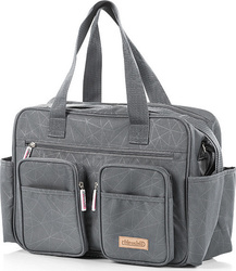 Chipolino Diaper Bag 2017 Graphite
