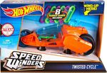 Mattel Hot Wheels: Speed Winders Moto - Twisted CycleTwisted Cycle Workshop Bungee