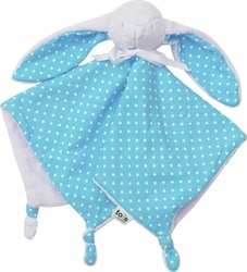 Smart Trike toTs Joy Bunny Comforter – Blue