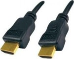 OEM HDMI 1.4 Cable HDMI male - HDMI male 2m (04.001.0280)