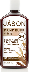 Jason Dandruff Relief Treatment 2in1 355ml