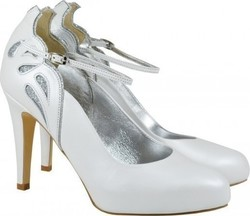 Lou Shoes Angelica 00-136-95W White