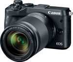 Canon EOS M6 Kit (EF-M 18-150mm f/3.5-6.3 IS STM)