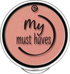 Essence My Must Haves Satin Blush 03 Rosy Glow