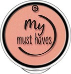 Essence My Must Haves Satin Blush 01 Coral Dream