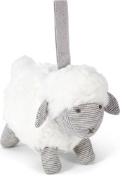 Mamas & Papas Welcome To The World Chime Sheep - Grey