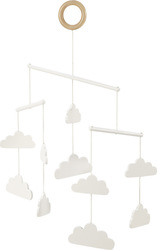 Mamas & Papas Wooden Cloud Ceiling Mobile