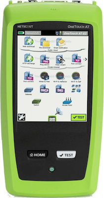 Netscout OneTouch AT G2 Ethernet Tester 1TG2-1500
