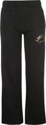 Lonsdale Open 6 Fleece Pant 7105926 Dark Grey