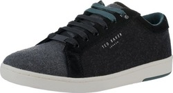 Ted Baker Minem Dark Grey Wool