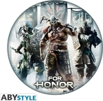 ABYstyle For Honor Factions MousePad