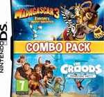 DreamWorks Madagascar 3 & The Croods Combo Pack DS