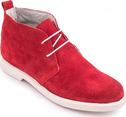Oshoes 889-2 Red
