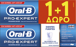 Oral-B Pro Expert Strong Teeth 2x 75ml
