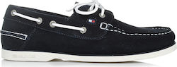 Suede Δερμάτινα Classic Boat Παπούτσια Tommy Hilfiger FM0FM00587