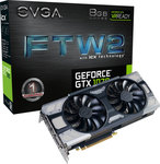 EVGA GeForce GTX 1070 8GB FTW2 Gaming (08G-P4-6676-KR)