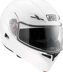 AGV Compact-ST Pinlock Solid White