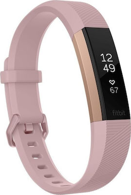 Fitbit Alta HR Soft Pink/22k Rose Gold