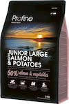 Profine Junior Large Salmon & Potatoes 3kg