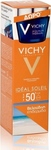 Vichy Ideal Soleil Velvet SPF50+ 50ml & Aqualia Thermal Night Spa 15ml
