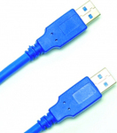 OEM USB 3.0 Cable USB-A male - USB-A male 2m (1448)