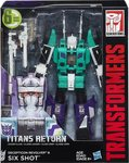 Hasbro Transformers: Generations Leader Titans Returns (Διάφορα Σχέδια)