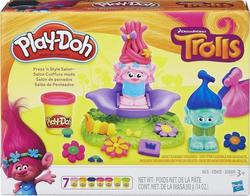 Hasbro Play-Doh: Trolls - Press 'n Style Salon
