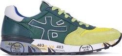 Premiata Mick 1475E Green / Yellow 1475E