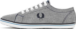 Fred Perry Kingston Canvas Navy B8206W-608