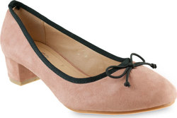 GoGo Shoes 7390 PInk Suede