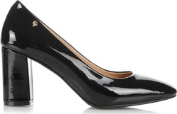 Goveci Salina Patent Black