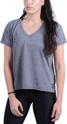 Body Action Oversized Top 051726 Grey