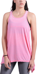 Body Action Overlap Open Back 041737 Pink