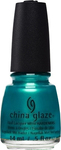 China Glaze 66225 Don't Teal My Vibe