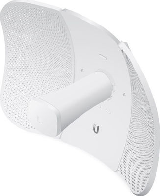 Ubiquiti LiteBeam AC Gen2 Εξωτερική Κεραία WiFi Παραβολική 23dBi με σύνδεση Ethernet