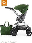 Stokke Scoot Colour Kit Racing Green