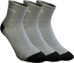 GSA Stadion 500 3 Pack 8116053 Grey/Black