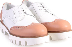 Boss Shoes C4878 Beige / White
