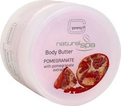 TommyG Natural Spa Body Butter Pomegranate 200ml