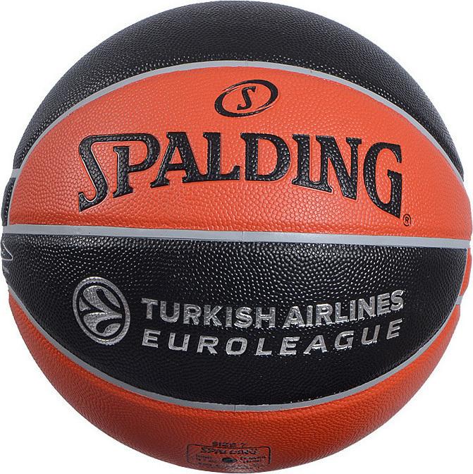 Spalding Euroleague Indoor outdoor Official 74-539Z1 9f11c4b9140