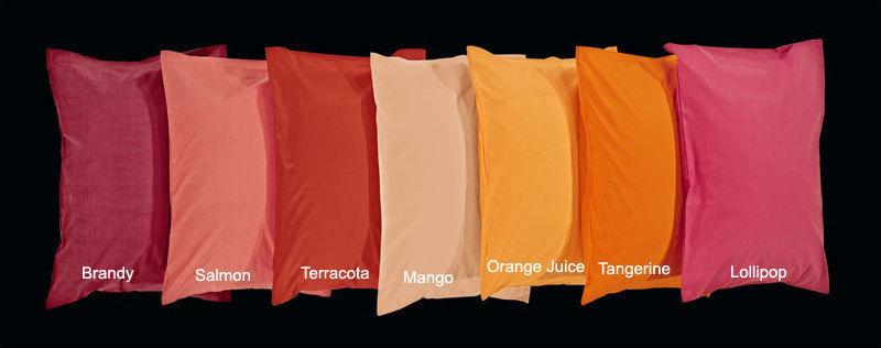 40de9669f750 Προσθήκη στα αγαπημένα menu Nima Σεντόνι Υπέρδιπλο με Λάστιχο 160x200  Unicolors Orange