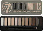 W7 Cosmetics Mighty Mattes Palette