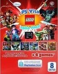 Sony Lego Mega Pack with 8GB Memory Card PS Vita