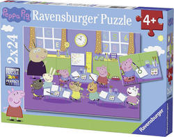 Peppa Pig 2*24pcs (09099) Ravensburger
