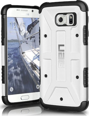 UAG Pathfinder Back Cover Composite Λευκό (Galaxy S6)